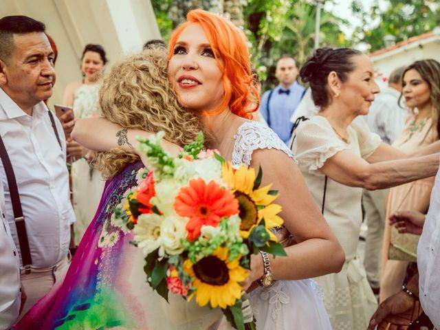 El matrimonio de Hector y Vanessa en Santa Marta, Magdalena 62