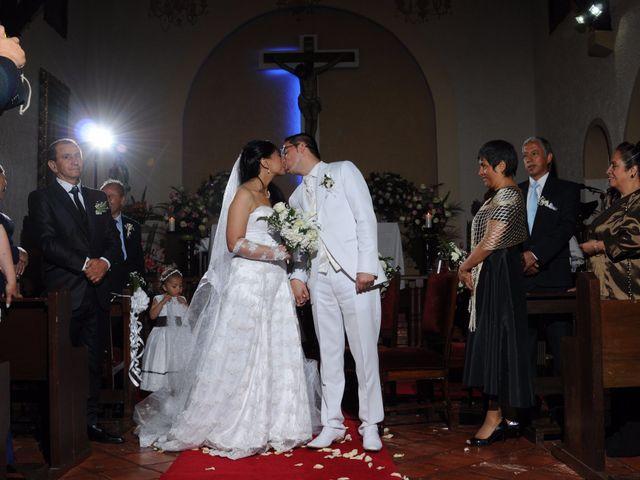 El matrimonio de Alejandro y Marcela en Bogotá, Bogotá DC 19