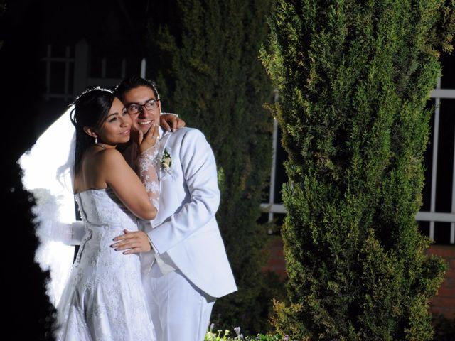 El matrimonio de Marcela y Alejandro
