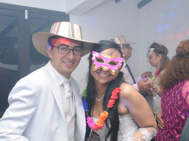 El matrimonio de Alejandro y Marcela en Bogotá, Bogotá DC 41