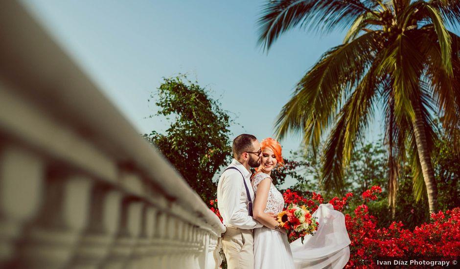 El matrimonio de Hector y Vanessa en Santa Marta, Magdalena