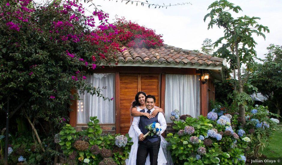 El matrimonio de Luis y Lorena en Cota, Cundinamarca