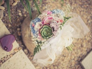 El matrimonio de Maria Paula y Cristian 1