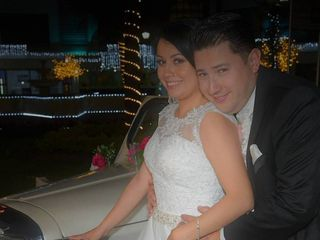 El matrimonio de Sandra y Manolo 1