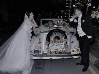 El matrimonio de Sandra y Manolo