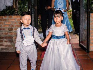 El matrimonio de Kelly y Johan 1