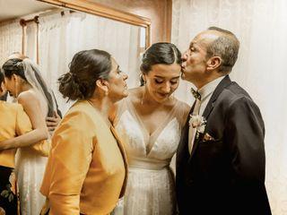 El matrimonio de Daniela y Carlos 1