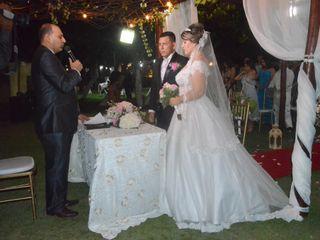 El matrimonio de Katherine  y Edinson  1