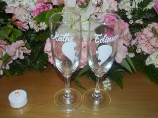 El matrimonio de Katherine  y Edinson  2