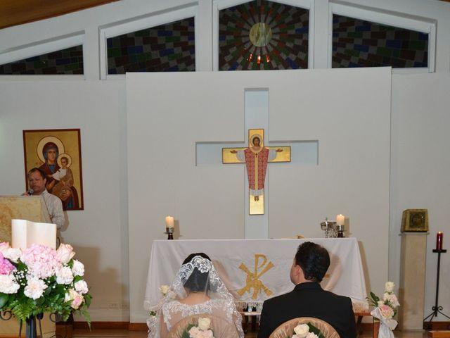 El matrimonio de Manolo y Sandra en Bogotá, Bogotá DC 32