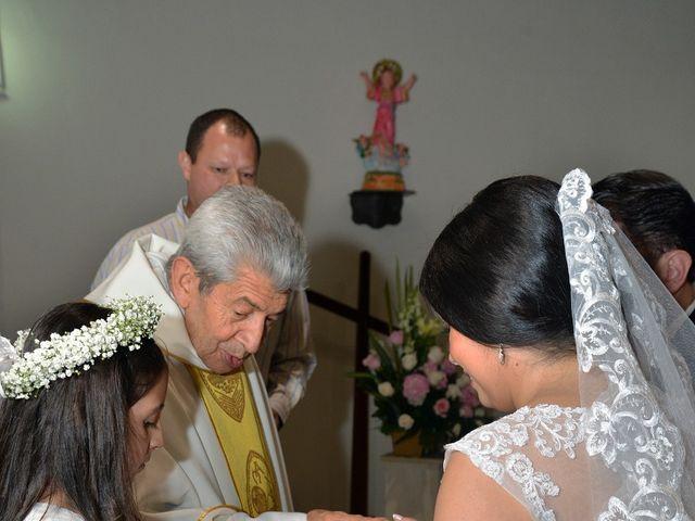 El matrimonio de Manolo y Sandra en Bogotá, Bogotá DC 34