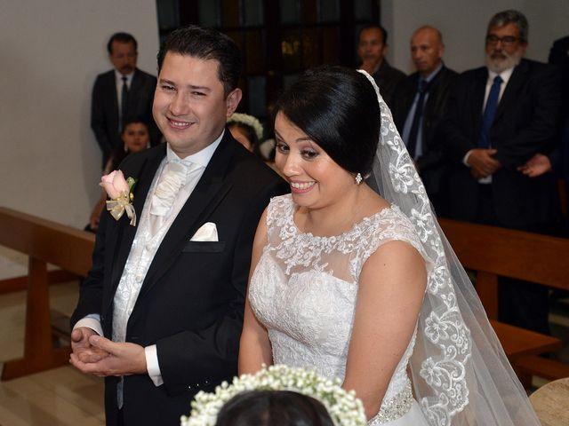 El matrimonio de Manolo y Sandra en Bogotá, Bogotá DC 36