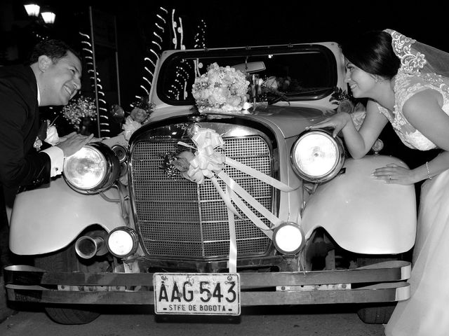 El matrimonio de Manolo y Sandra en Bogotá, Bogotá DC 52