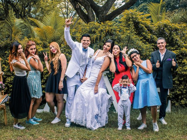 El matrimonio de Johan y Kelly en Cali, Valle del Cauca 22