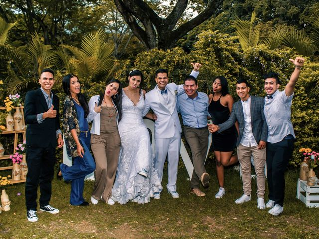 El matrimonio de Johan y Kelly en Cali, Valle del Cauca 24