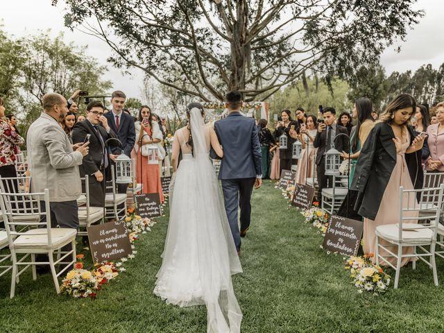 El matrimonio de Carlos y Daniela en Cota, Cundinamarca 7