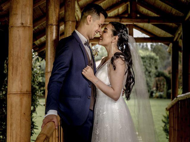 El matrimonio de Carlos y Daniela en Cota, Cundinamarca 10