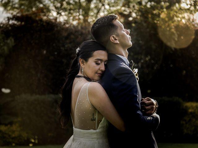 El matrimonio de Carlos y Daniela en Cota, Cundinamarca 11