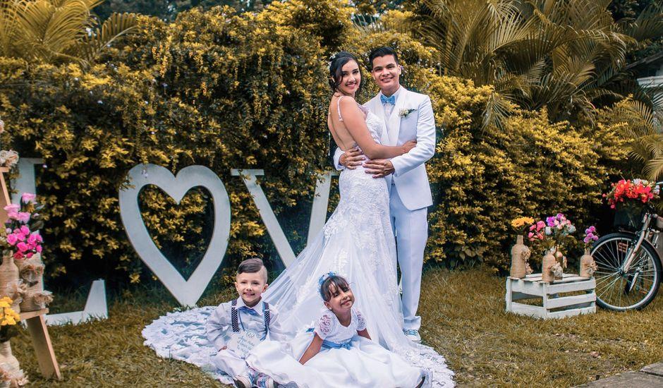 El matrimonio de Johan y Kelly en Cali, Valle del Cauca