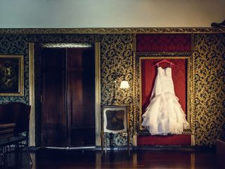 El matrimonio de Johana y Michael