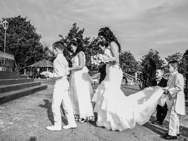El matrimonio de Michael y Johana en Rionegro, Antioquia 6
