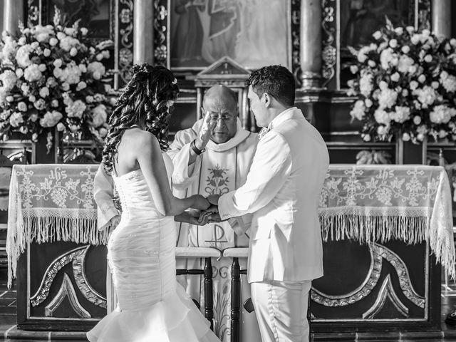 El matrimonio de Michael y Johana en Rionegro, Antioquia 10