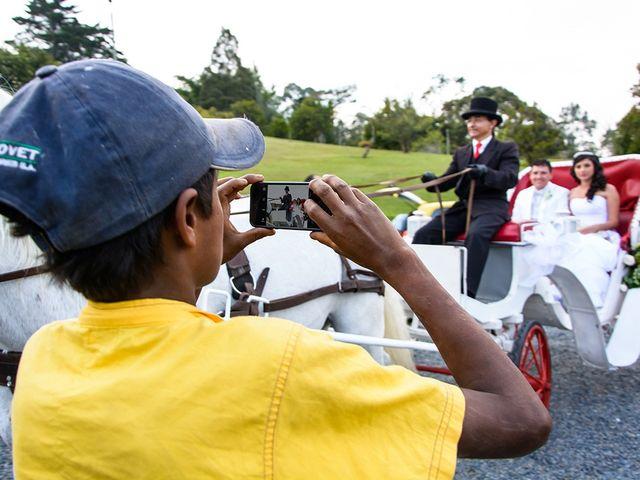 El matrimonio de Michael y Johana en Rionegro, Antioquia 18