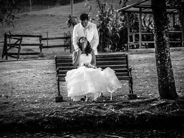 El matrimonio de Michael y Johana en Rionegro, Antioquia 20