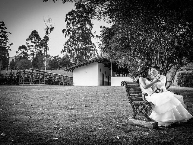 El matrimonio de Michael y Johana en Rionegro, Antioquia 22
