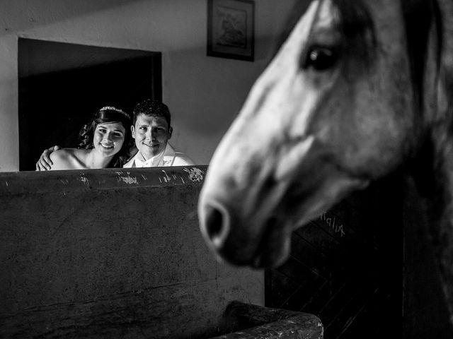 El matrimonio de Michael y Johana en Rionegro, Antioquia 25