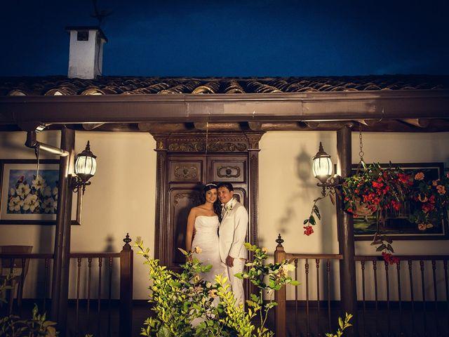 El matrimonio de Michael y Johana en Rionegro, Antioquia 27