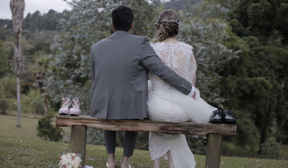 El matrimonio de Fredy y María en Medellín, Antioquia