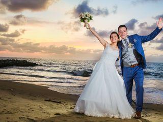 El matrimonio de Lina y Andrés