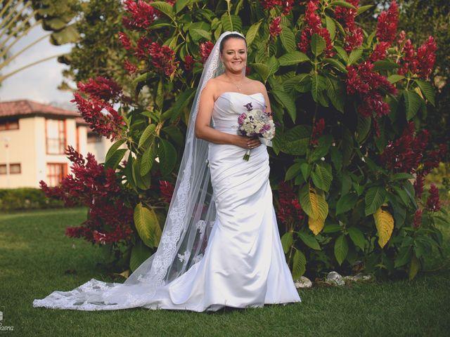El matrimonio de Juan Pablo y Carolina en Manizales, Caldas 5