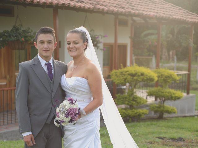 El matrimonio de Juan Pablo y Carolina en Manizales, Caldas 15