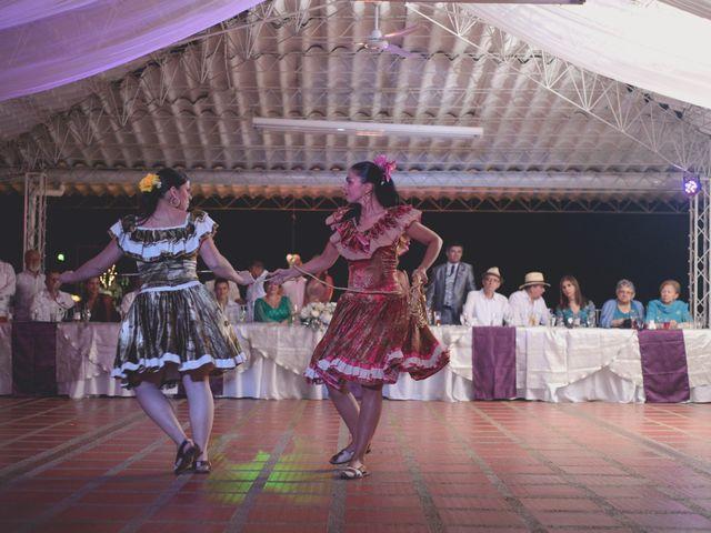 El matrimonio de Juan Pablo y Carolina en Manizales, Caldas 41