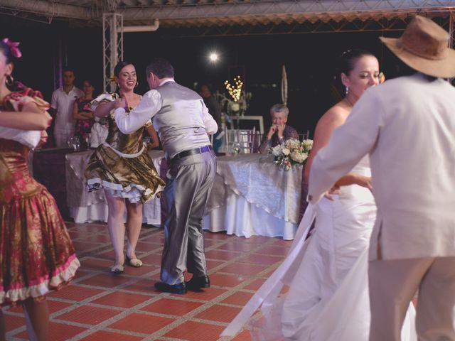 El matrimonio de Juan Pablo y Carolina en Manizales, Caldas 42