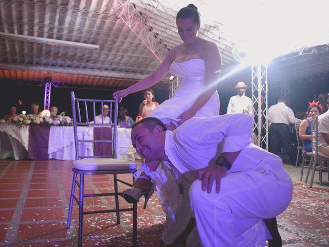 El matrimonio de Juan Pablo y Carolina en Manizales, Caldas 59