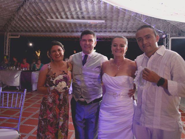 El matrimonio de Juan Pablo y Carolina en Manizales, Caldas 60
