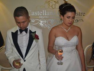 El matrimonio de Daniela y César  2