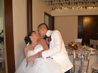 El matrimonio de Daniela y César  3