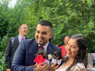 El matrimonio de Astrid y Edinson 1
