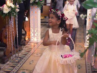 El matrimonio de Eliana y Carlos 1