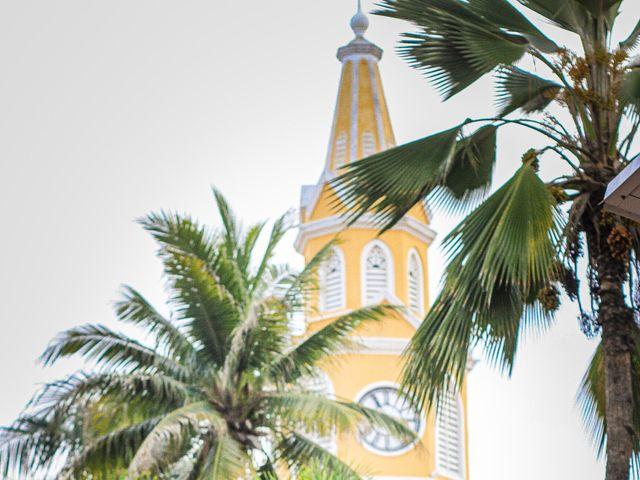El matrimonio de Nelson y Maythe en Cartagena, Bolívar 4