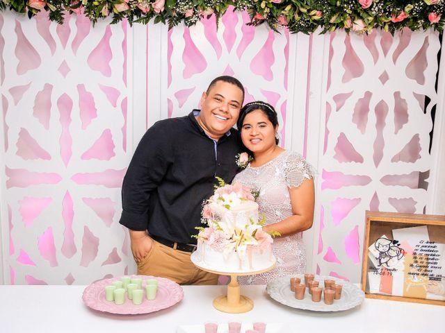 El matrimonio de Nelson y Maythe en Cartagena, Bolívar 5