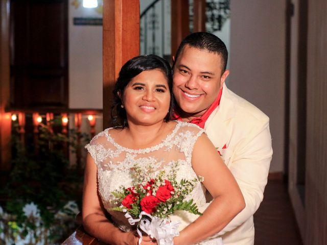 El matrimonio de Nelson y Maythe en Cartagena, Bolívar 6