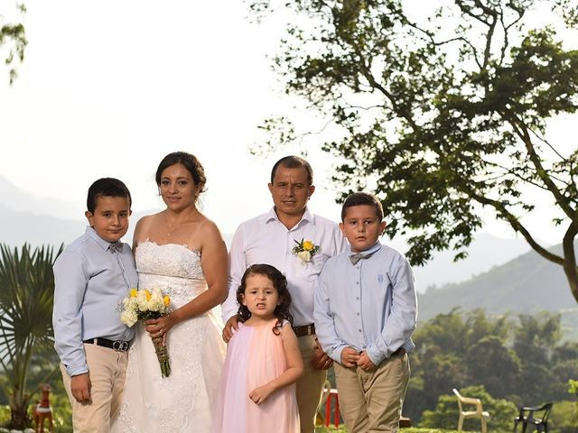 El matrimonio de Olimpo y Rosa en Nocaima, Cundinamarca 4