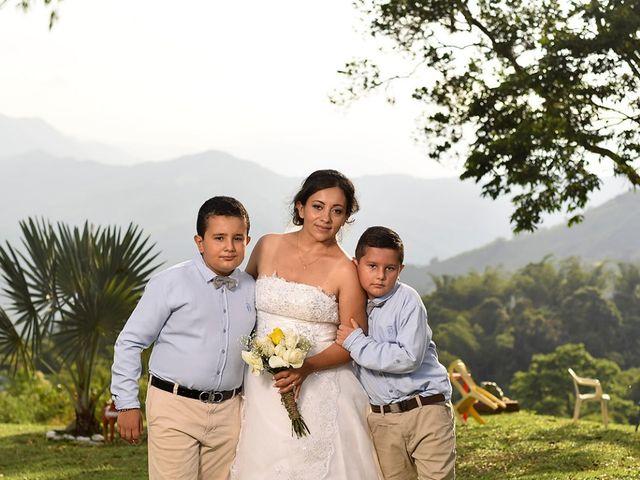 El matrimonio de Olimpo y Rosa en Nocaima, Cundinamarca 5
