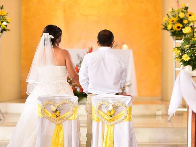 El matrimonio de Olimpo y Rosa en Nocaima, Cundinamarca 7