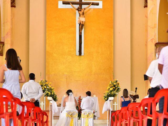 El matrimonio de Olimpo y Rosa en Nocaima, Cundinamarca 8
